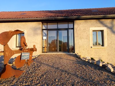 Photo for Bed and Breakfast Quatre Mains - discover the green heart of France