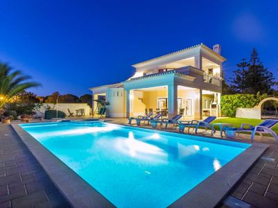 Photo for Beautiful Big Villa - Sea Views - Heated Family Pool - Private Garden - Book Now