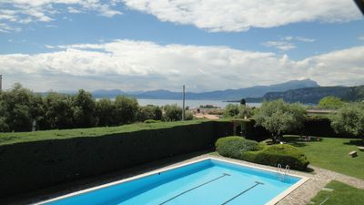 Photo for 2BR Apartment Vacation Rental in Bardolino, Gardasee
