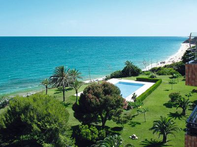 Photo for Apartment in Miami Playa, Costa Dorada - 6 persons, 2 bedrooms