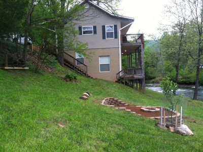 Photo for 3BR House Vacation Rental in Franklin, North Carolina
