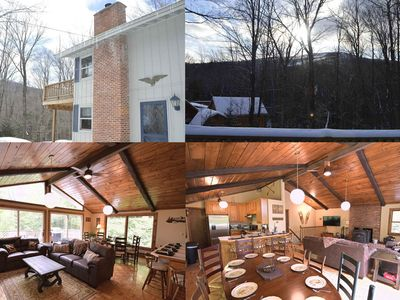 Photo for Walk To Mt. Snow - Newly Updated - Open Concept - Mountain Views