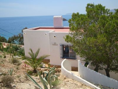 Photo for VILLA, SEAFRONT, VIEWS