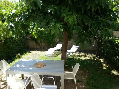 Photo for T2 full center (6 mm walk from the port) with private garden and private parking