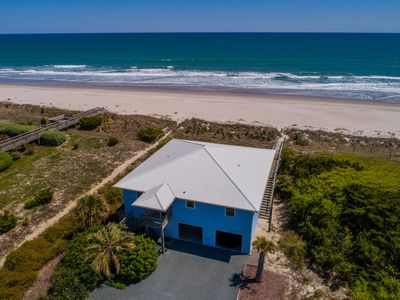 Photo for PEANUT'S PLACE (was A Water Spot 2): 5BR,3BA oceanfront Topsail Beach, Sleeps 10