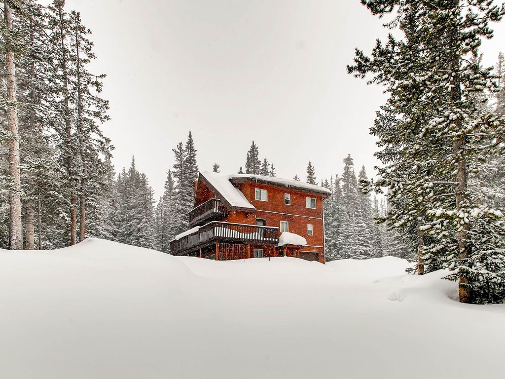 Whispering pines chalet 3 chambres 2 canap s lits 10 for Cabine vicino a fairplay co