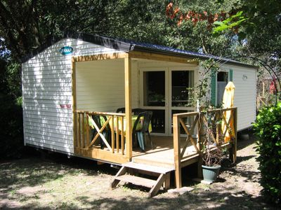 Photo for Camping Domaine de la Coronne *** - Cottage 3 Rooms 4 People confort +