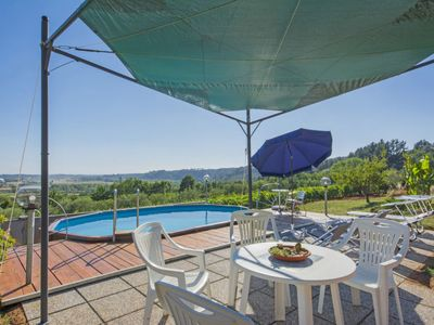 Photo for Vacation home Podere la Quercia in Riparbella - 10 persons, 5 bedrooms