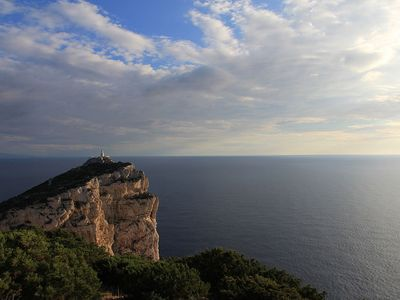 Photo for Capo Caccia, Sardinia in the exclusive natural seaside area - Pischina Salida Village