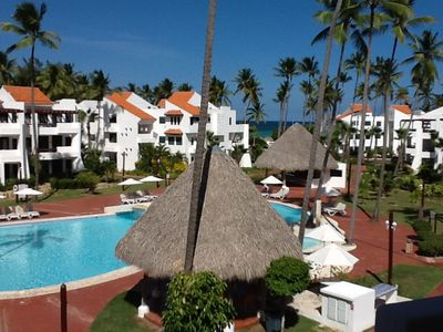 Photo for Luxurious Punta Cana Beachside Condo with Pool for Rent or Sale