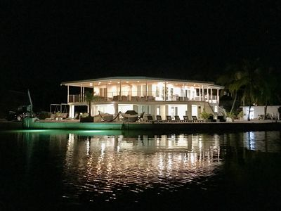 Photo for Key Largo Waterfront with 220 Feet of Dock