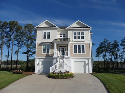 Photo for 5 BEDRM Bethany Beach House. Pool, Kayaking, Close To Beaches.  3 King BDRM