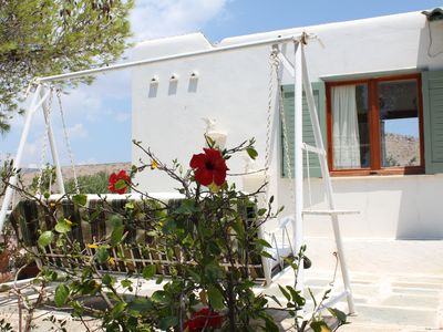 Photo for Aegean traditional home in Athens Riviera