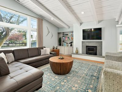 Photo for Absolutely Stunning 5 BR 5 BA Canal Front Home - Completely Renovated This Year