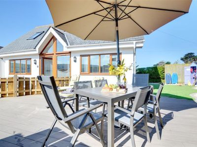 Photo for Vacation home Beach House in Croyde - 6 persons, 3 bedrooms