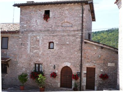 Photo for CASA LA TORRE in the small Umbrian village of Macerino