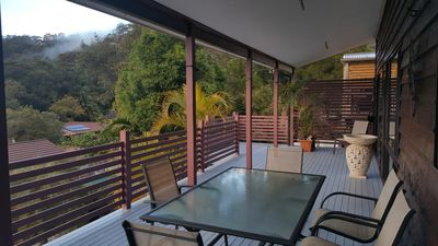 Photo for Wake up to the birds, fall asleep to the surf at Umina beach Bungalow