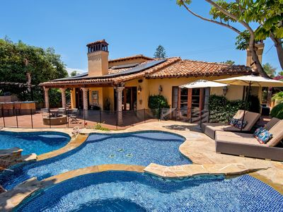 Photo for Carlsbad Dream Home w/Pool, Water Slide & More!