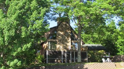 Photo for Rhinelander Area Retreat, 3BR All Season, 4+ Acre, Beach, ATV to Harrison Hills