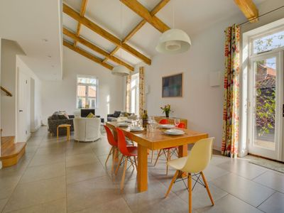 Photo for Vacation home The Barn at Moor Hall in Holt - 6 persons, 3 bedrooms