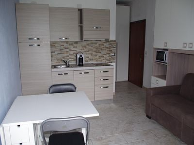 Photo for Holiday apartment Germignaga for 2 persons - Holiday apartment