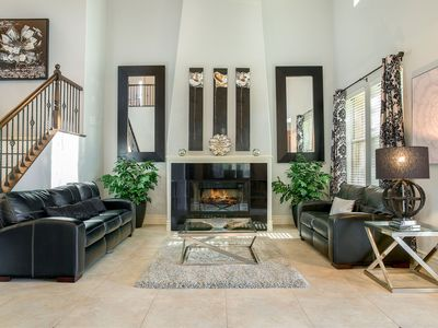 Photo for 'Valencia' 6BR/5.5BA, Walk to Coachella, Private Pool, Sleeps 16