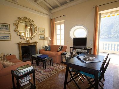 Photo for Holiday house Torno for 6 - 18 persons with 9 bedrooms - Villa