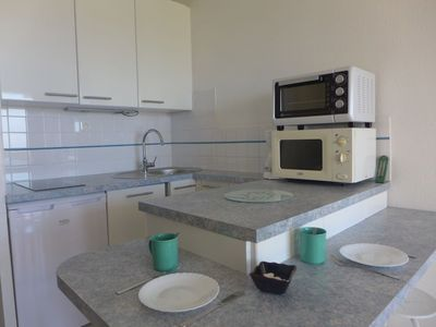 Photo for Apartment in Canet-en-Roussillon with Lift, Parking, Internet, Pool (127221)