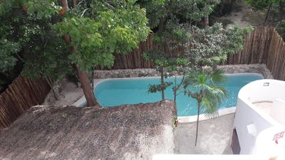 Photo for Penthouse In The Jungle near some of the best Cenotes and The Beach