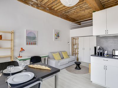 Photo for Renovated studio in  Croix-Rousse