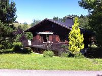 Interesting and friendly chalet in a great location