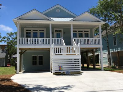 Photo for Gorgeous, Professionally Decorated Beach House