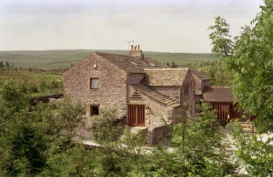 Photo for Bennett's at High Trenhouse.Converted barn in the heart of the Yorkshire Dales