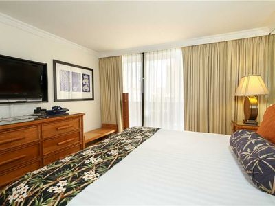 Photo for Spacious and clean 1bd condo with city views in the heart of Waikiki. sleeps 4. Bamboo Waikiki #1103