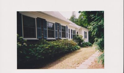 Photo for Lovely, peaceful house in downtown Edgartown