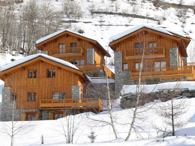 Photo for Chalet Bettaix Heart of Mary (3 Valleys / Les Menuires)