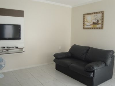 Photo for excellent fit of 1 bedroom, full near lagoinha and angry beach