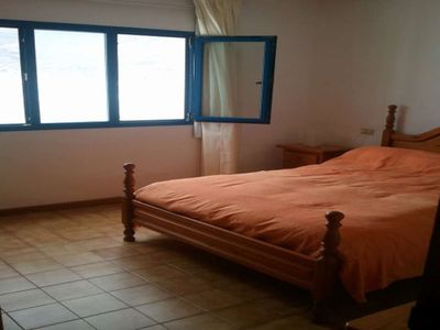 "Photo for House a short walk away (66 m) from the ""Playa Famara"" in Caleta de Famara with Internet, Balcony (970100)"