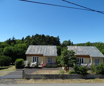 Photo for Detached house in MUROL Gite de France 3 ears 4 people free wifi