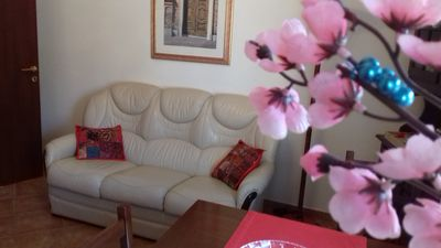 Photo for Arona-Lake Maggiore Apartment in quiet area suitable for families