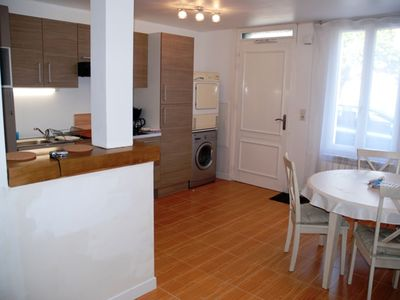 Photo for Small Town House in Rochefort (spa rates)