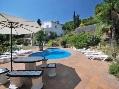 Photo for Club Villamar - Fantastic villa with private pool which offers room to no less than 10 persons.