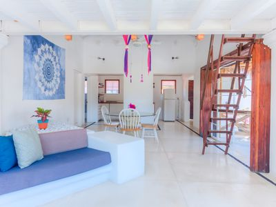Photo for Charming And Spacious One Bedroom With Loft