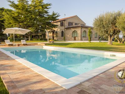 Photo for Villa Panperduto, just 2Km away from the beach, with private pool