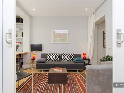 Photo for Friendly Rentals The Huertas IV apartment in Madrid