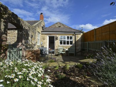 Photo for Vacation home Simonside Cottage in Seahouses - 4 persons, 2 bedrooms