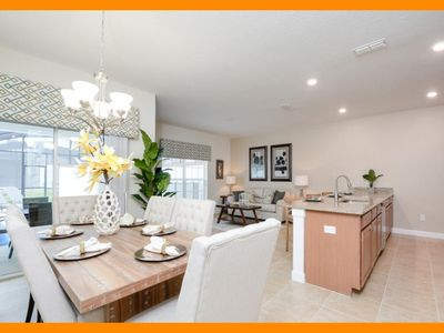 Photo for Storey Lake Resort 41 - Premium townhouse with private screened pool near Disney