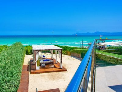 Photo for Villa Playa de Muro - a place of relaxation
