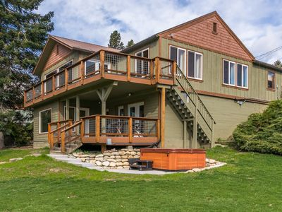 Photo for Enjoy Amazing Views @ Peshastin River Place Only 4 Miles To Downtown Leavenworth