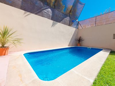 Photo for CAN OLIVER (CAN OLIVER DE PETRA) - Villa with private pool in Petra.